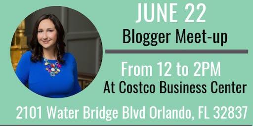 Orlando Bloggers June Meetup