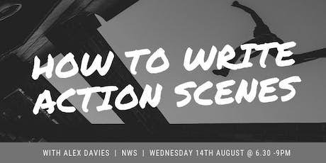 How to write action scenes tickets