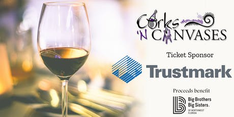 Corks 'N Canvases 2019 tickets