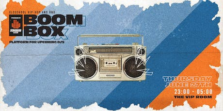 Boombox | Powered by the DJ Superior Academy 27-6 tickets