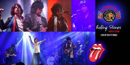 Satisfaction - A Tribute to The Rolling Stones at Tilly's Table
