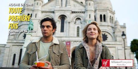 Noche de cine - Toute première fois tickets