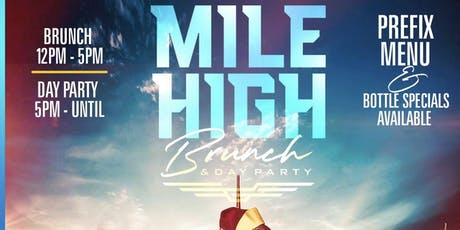 Mile High Brunch tickets