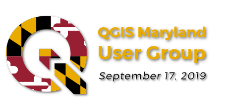 QGIS Maryland User Group Quarterly Meeting