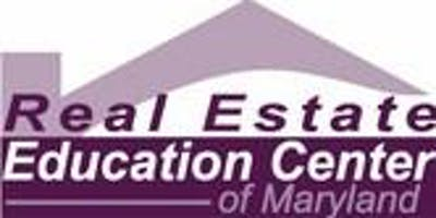 TIMONIUM - Maryland Real Estate Pre-Licensing