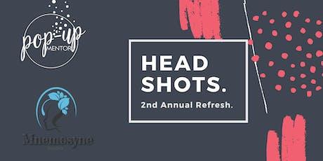 2nd Annual Headshot Refresh - Mnemosyne Studios tickets