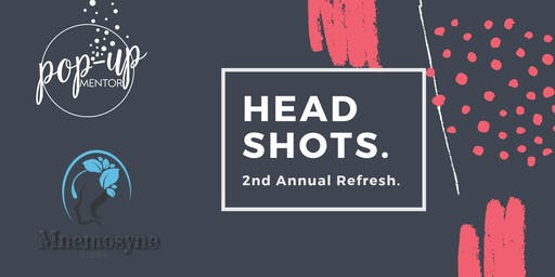 2nd Annual Headshot Refresh - Mnemosyne Studios