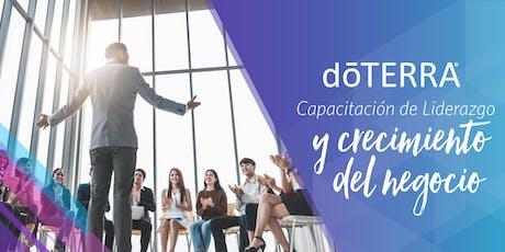doTERRA Capacitacion de Liderazgo y Crecimiento de Negocio: Guatemala, Guatemala tickets