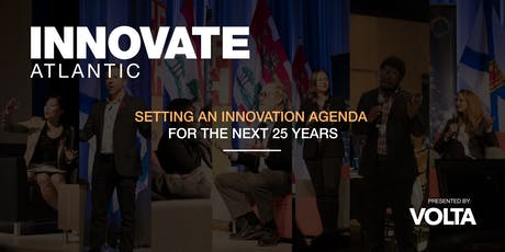 Innovate Atlantic: Setting an Innovation Agenda for the Next 25 Years tickets