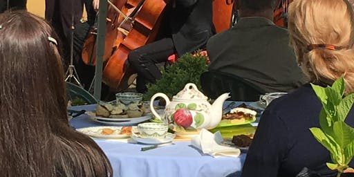 Pop-Up Sunday Afternoon Tea, 28th July, 2019