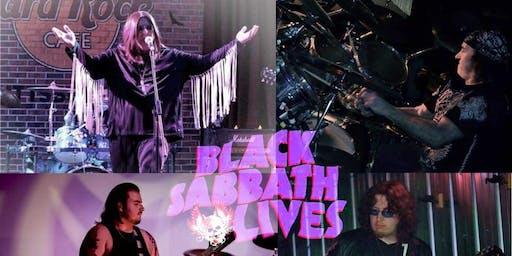 Black Sabbath Lives
