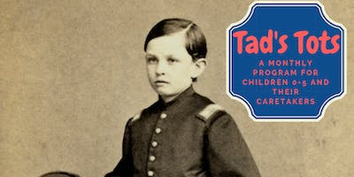 Tad's Tots: Abe Lincoln Crosses a Creek