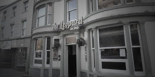 The Leopard Inn Ghost Hunt, Stoke-on-Trent with Haunted Houses Events