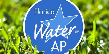 Florida Water Star Accredited Professional Training/Testing tickets