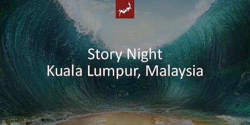 Story Night in Kuala Lumpur, Malaysia