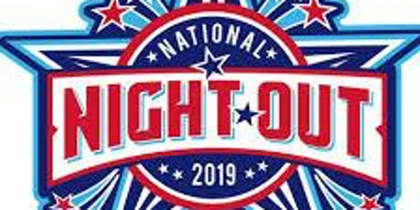 National Night Out 2019 tickets