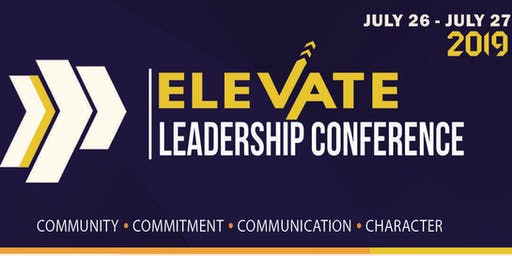 Elevate Leadership Conference- 2019