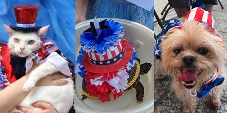 July 4th Visionary Pets on Parade tickets