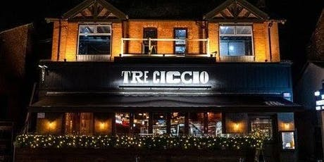UK Gossip Girls  ladies only July Networking at Tre Ciccio, Bramhall tickets