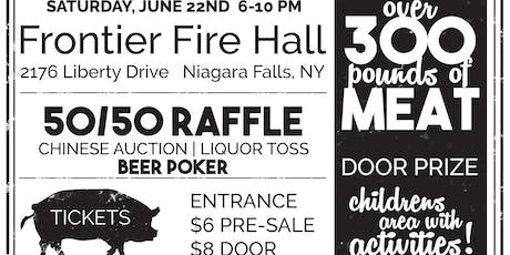 Theatre in the Mist's 3rd Annual Meat Raffle tickets