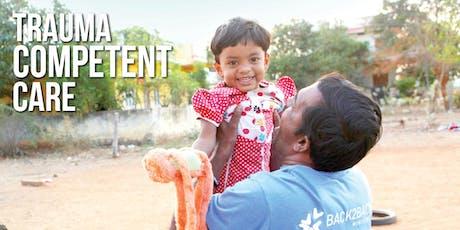 Advanced Trauma Competent Caregiver - Haiti, Nov. 20-22.   billets