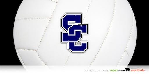 Solon vs Strongsville JV/Varsity Volleyball