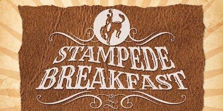 StMU Stampede Breakfast tickets
