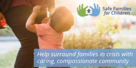 Safe Families Community Referral Meet and Greet - Southeast Kansas Area tickets