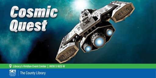 Cosmic Quest: Team-Based Star Ship Adventures (Saturday)
