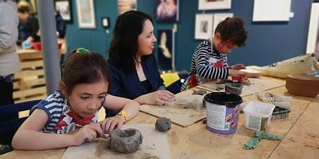 """Clay for Kids"" with Hannah Mackintosh tickets"