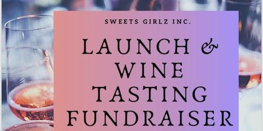 Sweets Girlz Inc. Launch & Wine Tasting Fundraiser