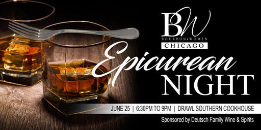 Bourbon Women Chicago - Epicurean Night