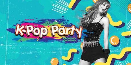 K-Pop Party tickets