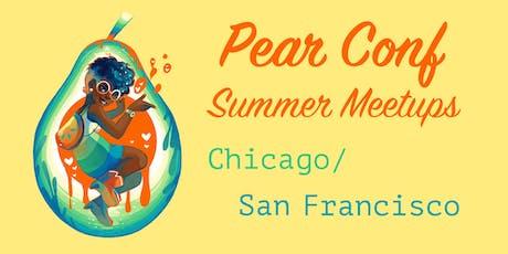 Pear Conf Summer Meetup tickets