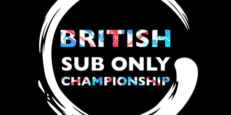 British Sub Only Championships - Gi & Nogi tickets