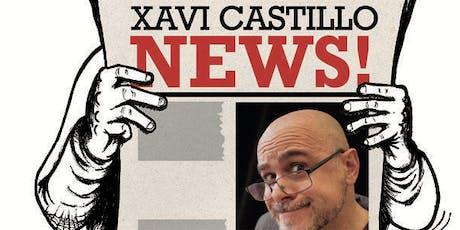 XAVI CASTILLO EN LLIRIA entradas