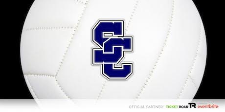 Solon vs Mentor JV/Varsity Volleyball tickets