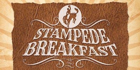 StMU Stampede Breakfast Volunteer! tickets