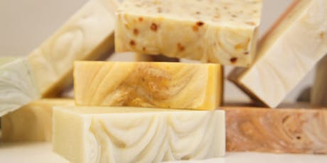Natural Soapmaking Class tickets