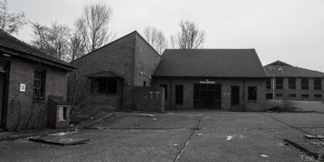 Anzio Army Camp Ghost Hunt, Staffordshire with Haunted Houses Events  tickets