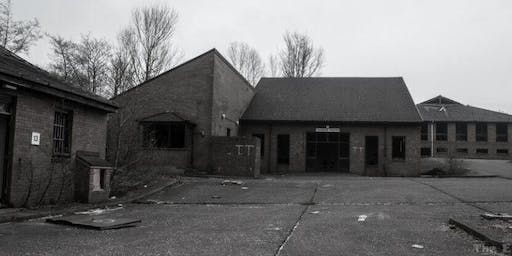 Anzio Army Camp Ghost Hunt, Staffordshire with Haunted Houses Events