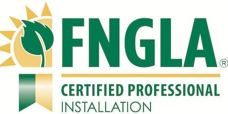 FNGLA Certified Landscape Technician (FCLT) Review Class tickets