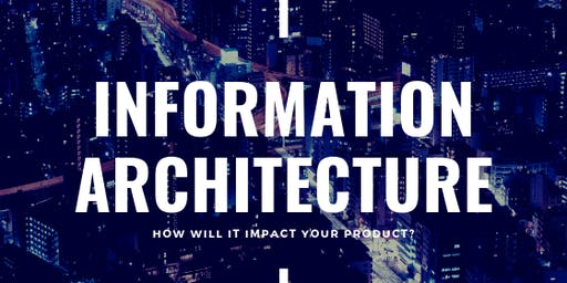 Workshop: Create Usable Products with Information Architecture