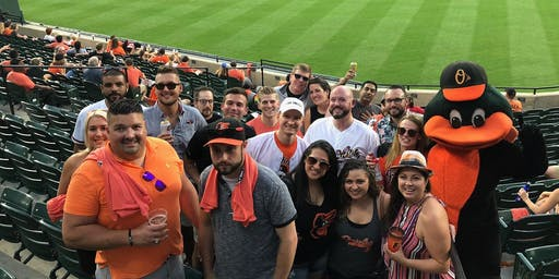 Orioles Vs. The Washington Nationals with Emerging Leaders United