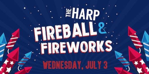 Fireball & Fireworks
