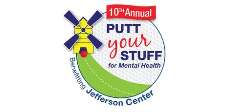 10th Annual Putt Your Stuff for Mental Health tickets