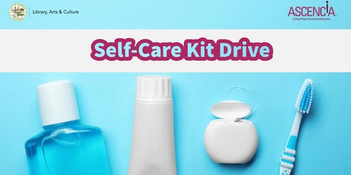 Ascencia Self-Care Kit Drive