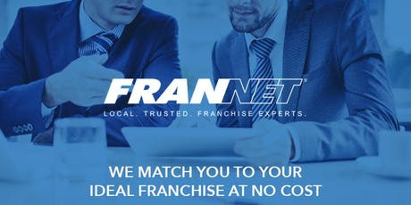 Explore franchising from a panel of franchised business owners tickets