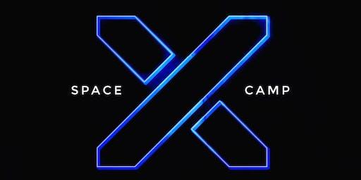 SPACE CAMP X