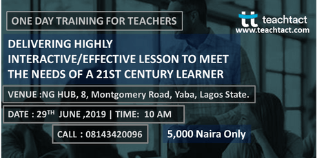 DELIVERING EFFECTIVE LESSON TO MEET THE NEEDS OF 21ST CENTURY LEARNERS tickets
